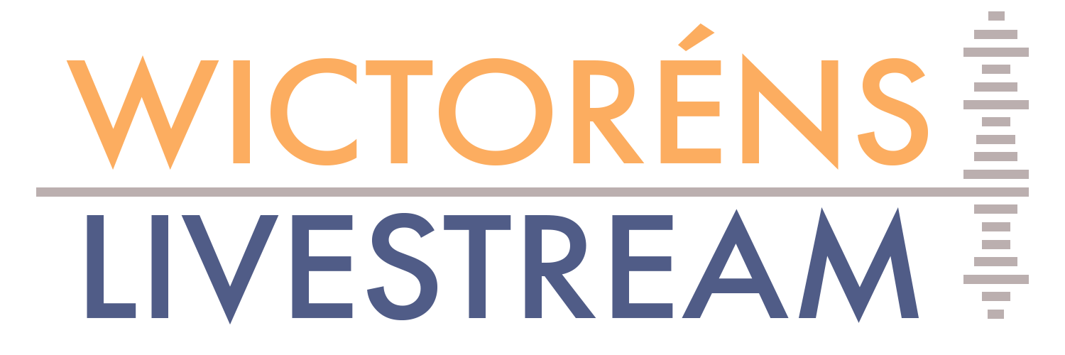 Wictoréns Livestream