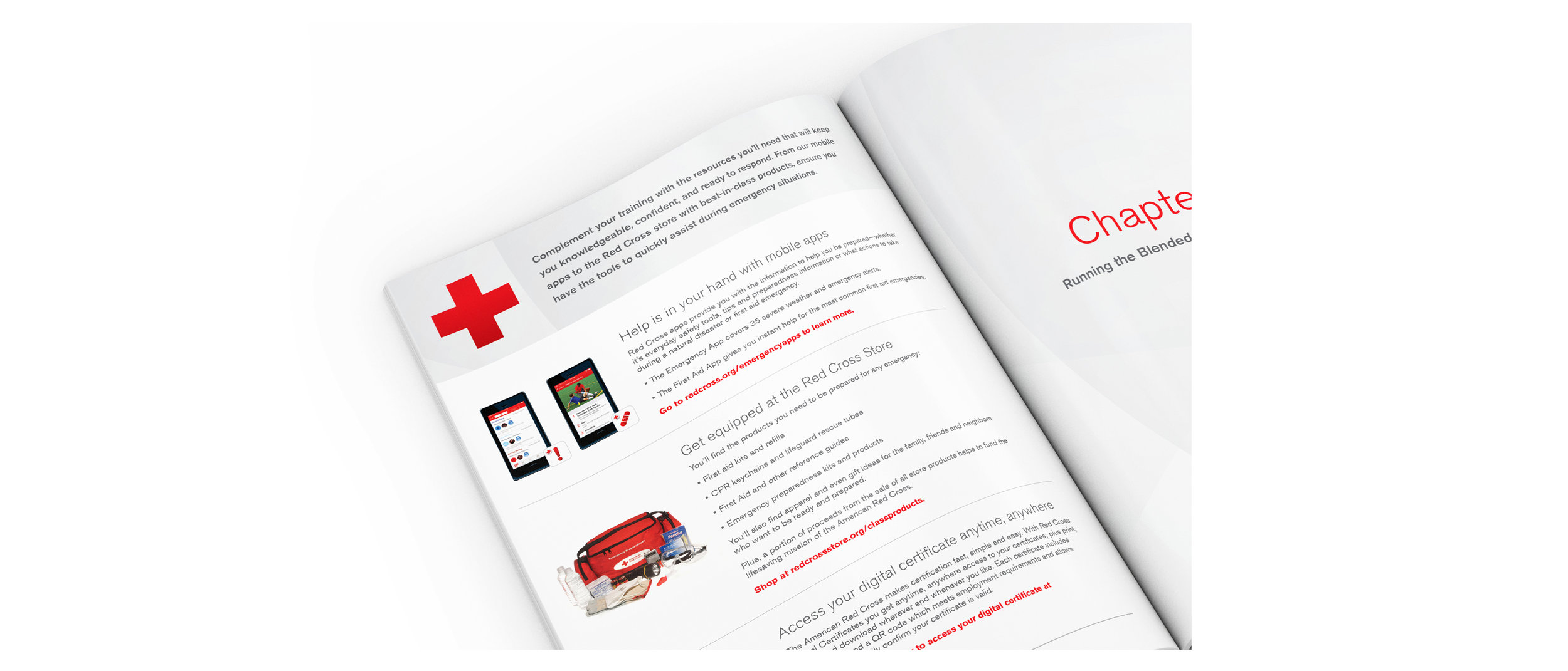 American red cross preparedness health safety services manuals phss manual covers inside 2g xflitez Images
