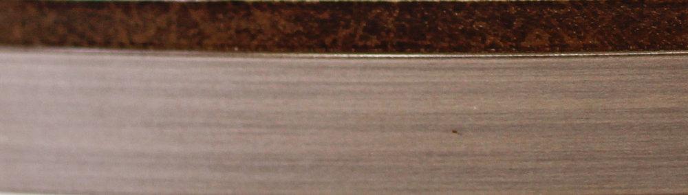 1A68 -  3D   CRISTAL GRIS CLARO  23 x 1 mm