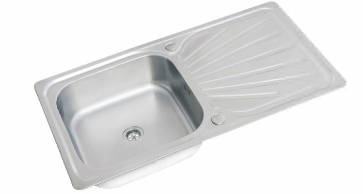 Futura ET 2 Reversible sink Super deep sink 1000x500x220