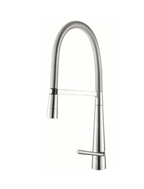 Montego Tall Spray Tap PRCG1025 Chrome PRBG1025 Brushed