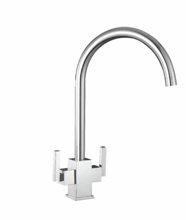 Rivanna  Contemporary Square Lever Tap