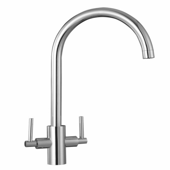 Savannah Twin Lever Tap