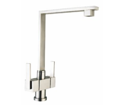 Cibolo Kitchen Tap Satin Finish