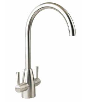 Quantico Kitchen Tap Satin FInish