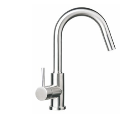 Dolores Kitchen Tap With Pull Out Sprayer