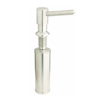 Jarbridge Soap Dispenser Satin FInish