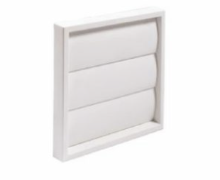 Wall Vent Gravity Flap