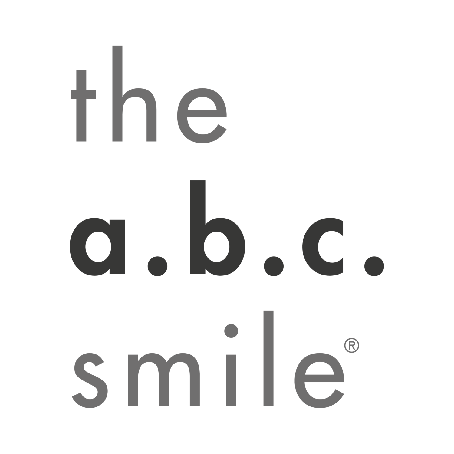 the a.b.c. smile ™