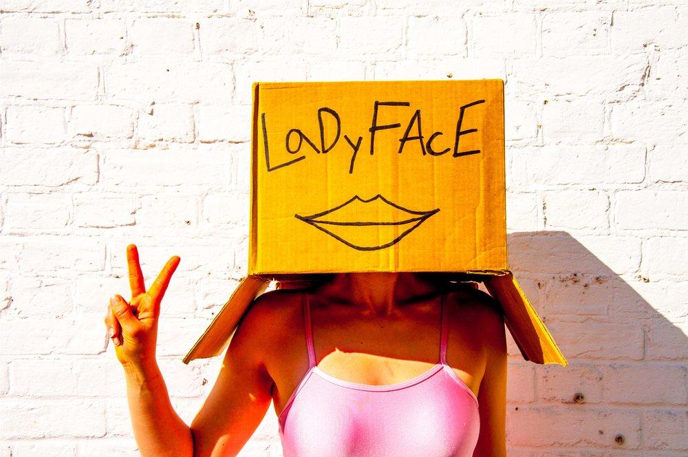 LadyFace Wall Shot.jpg