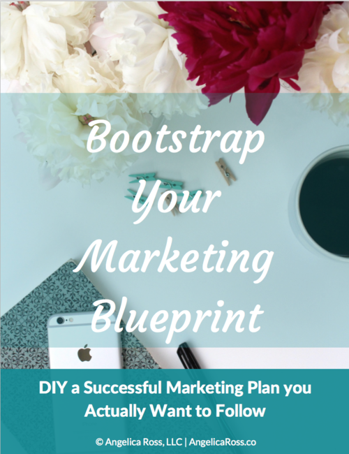 Inspiration angelica ross bootstrap your marketing blueprint thumbnailg malvernweather Image collections