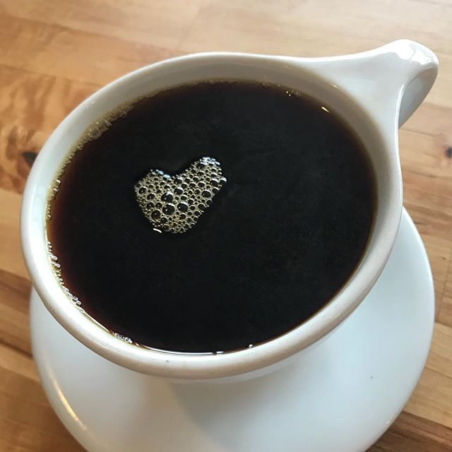 Coffee loves me and I love it. ☕️☕️☕️