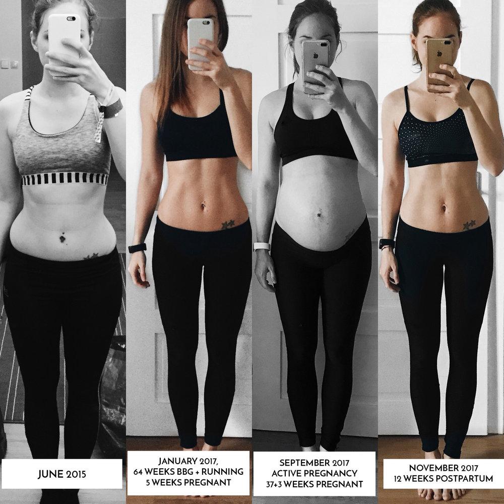 Postpartum journey - 3 months in