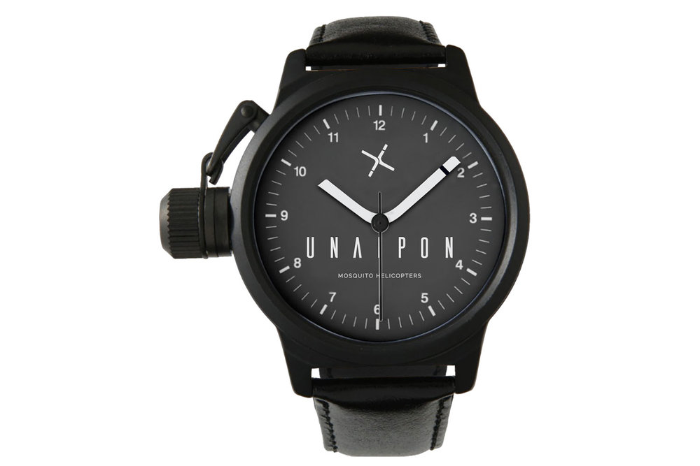 Unaipon Helicopter Watch