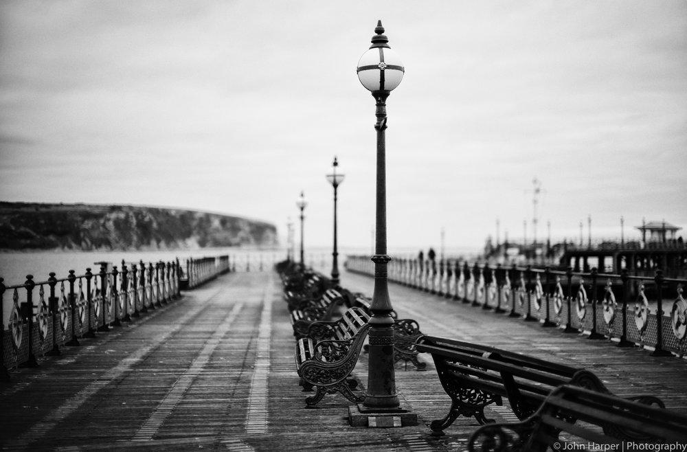 Leica M Noctilux 50mm - New Pier