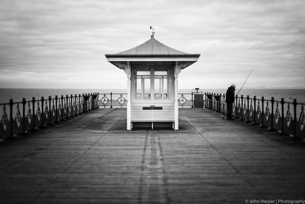 Leica M Noctilux 50mm - The End Of The Pier