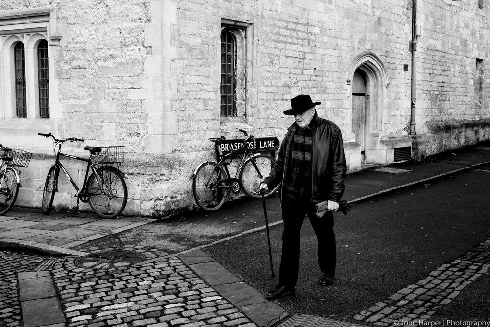 Brasenose & Bikes!