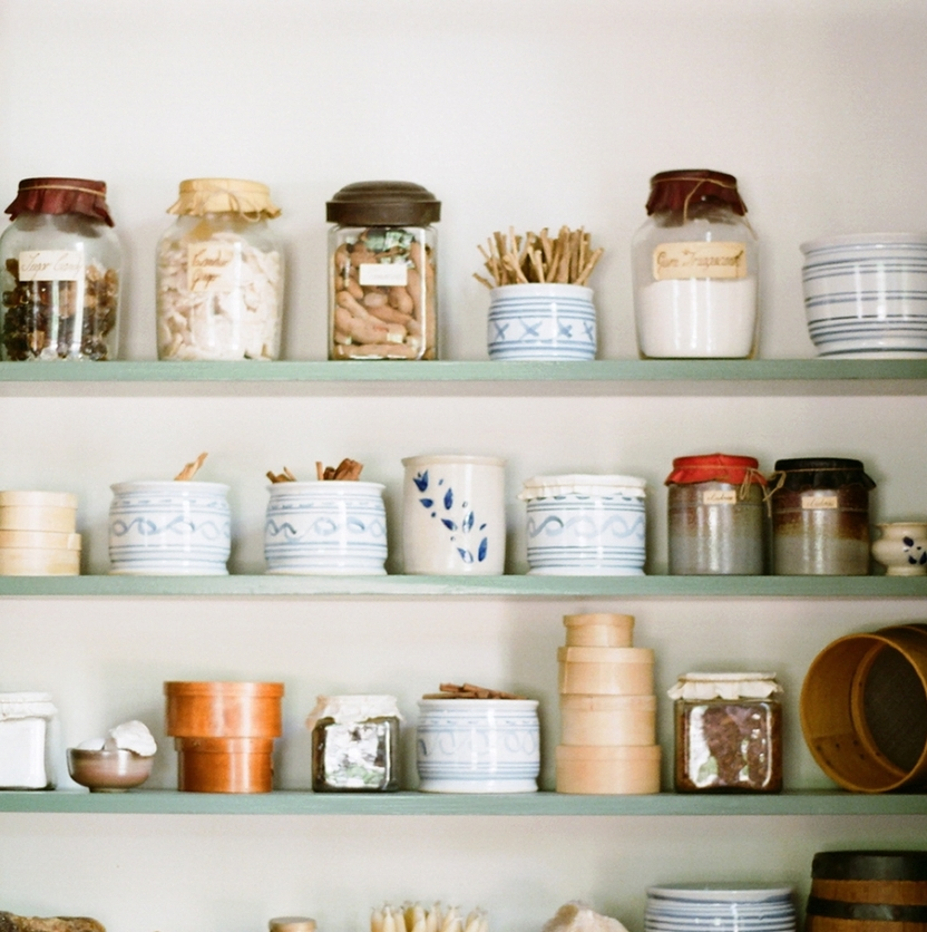 Shop the Resources - fill your pantry with all the necessities