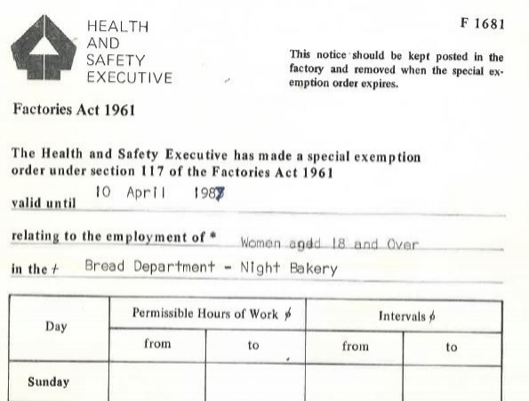 Health and Safety Exemption form.JPG