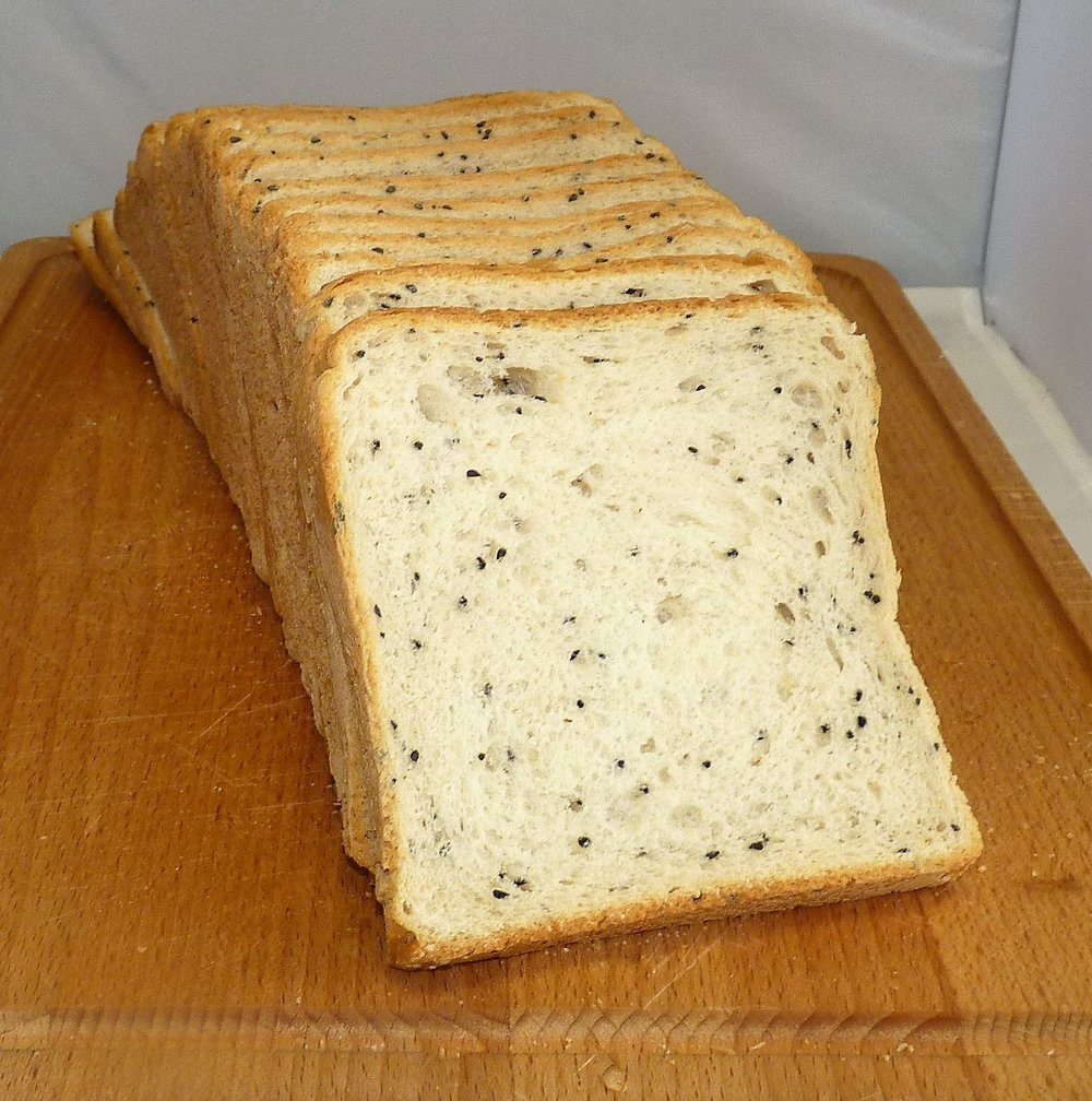 Kalonji Seed Bread