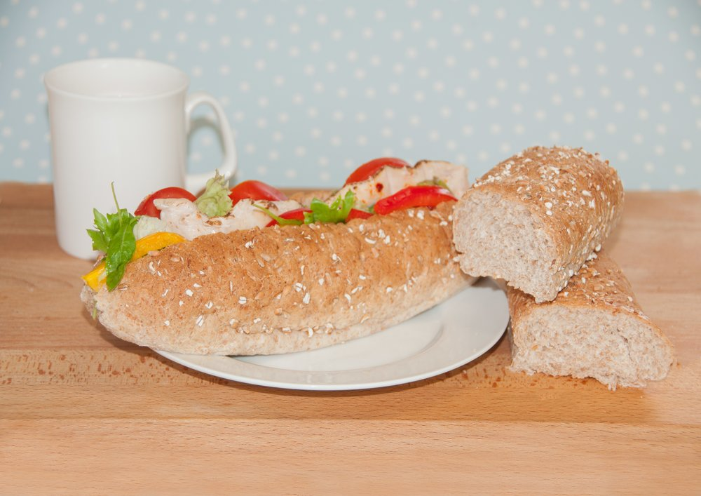 Wholemeal Rollds