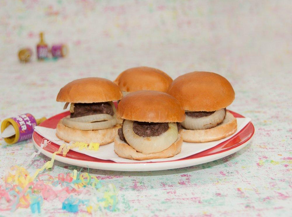 Mini & Bitesize Burger Buns