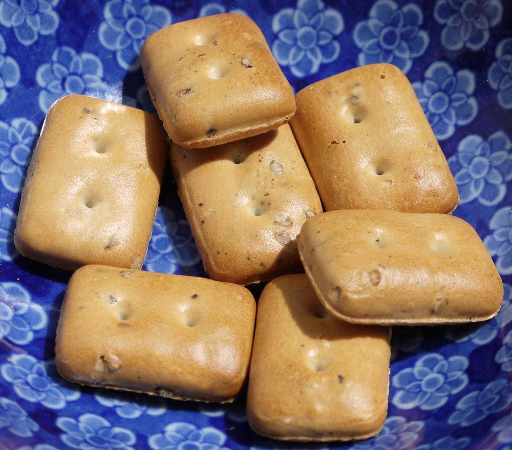Hardtack bread