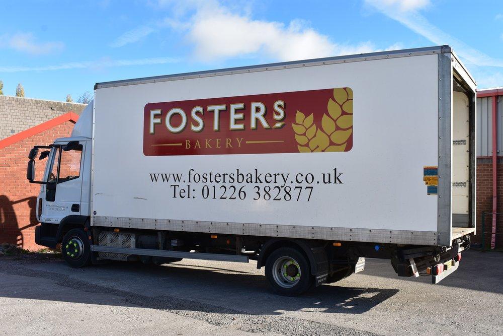 Fosters Bakery Van.jpg