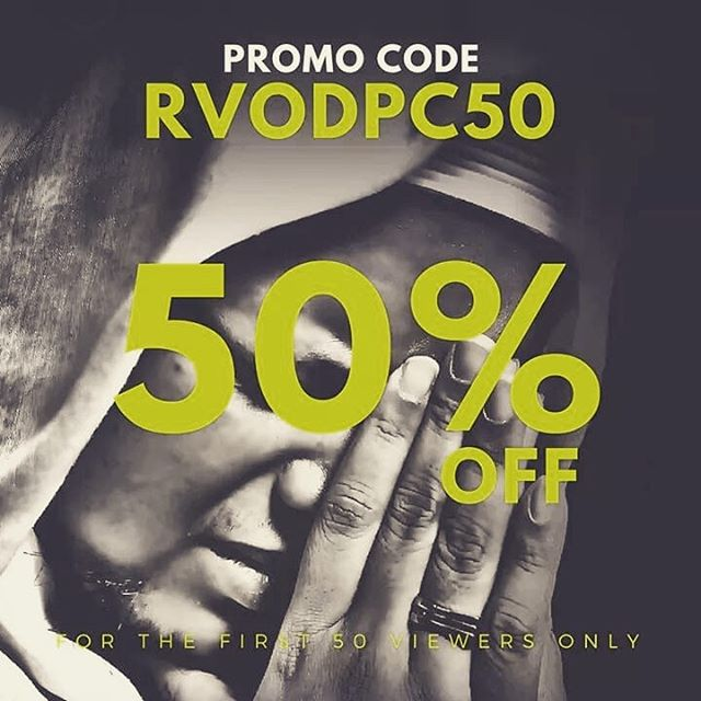 #GREATNEWS We are giving away 50% off for the Penyaksian Cinta (Vow Of Love) show on REYHU. Simply type in (RVODPC50) in the promo code section and get 50% off instantly from your purchase.* . The promotion is limited to the first 50 viewers only! *Terms & Conditions Apply. http://bit.ly/2FZTNib