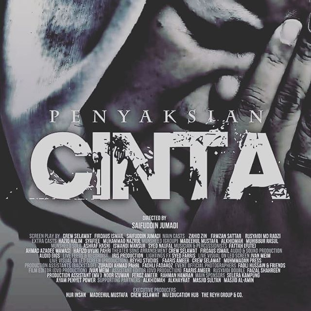 Penyaksian Cinta (Vow Of Love) is now available for streaming. Click here to watch it online : http://bit.ly/2FaZpsJ .  Apply Promo Code : RVODPC50 And get 50% off your purchase for the first 50 viewers only. .  Be the first to watch Penyaksian Cinta on REYHU #penyaksiancinta