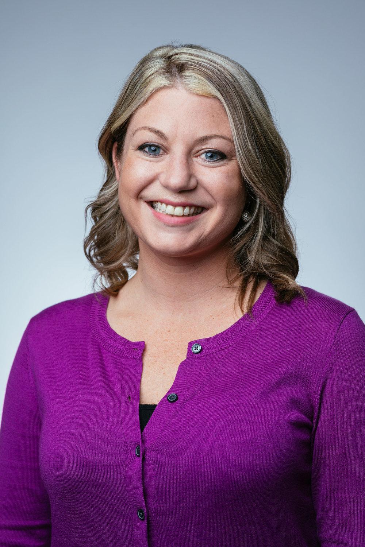 Lauren Morgan, Staff Accountant
