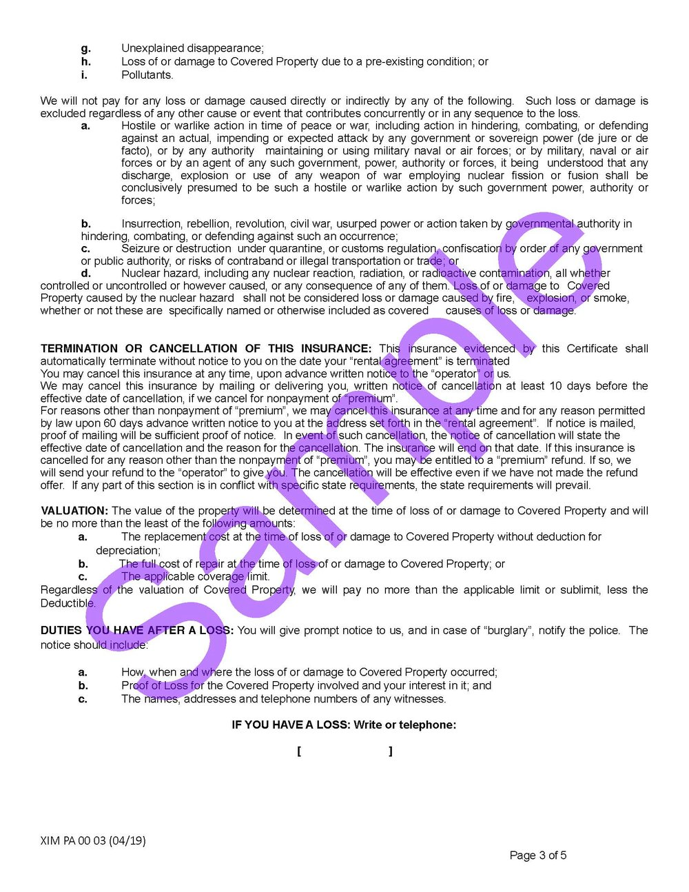 XIM PA 00 03 04 19 Pennsylvania Certificate of InsuranceSample_Page_3.jpg