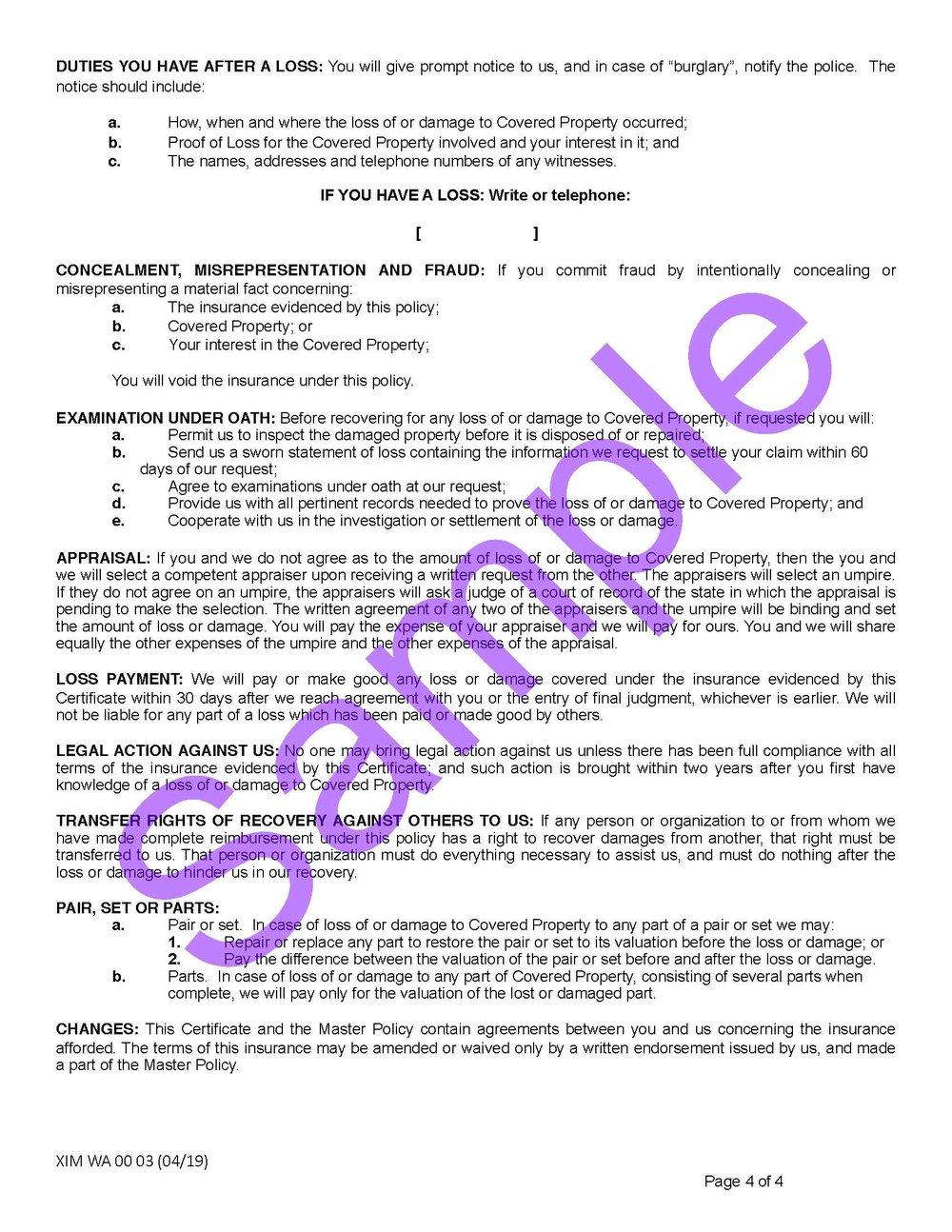XIM WA 00 03 04 19 Washington Certificate of InsuranceSample_Page_4.jpg