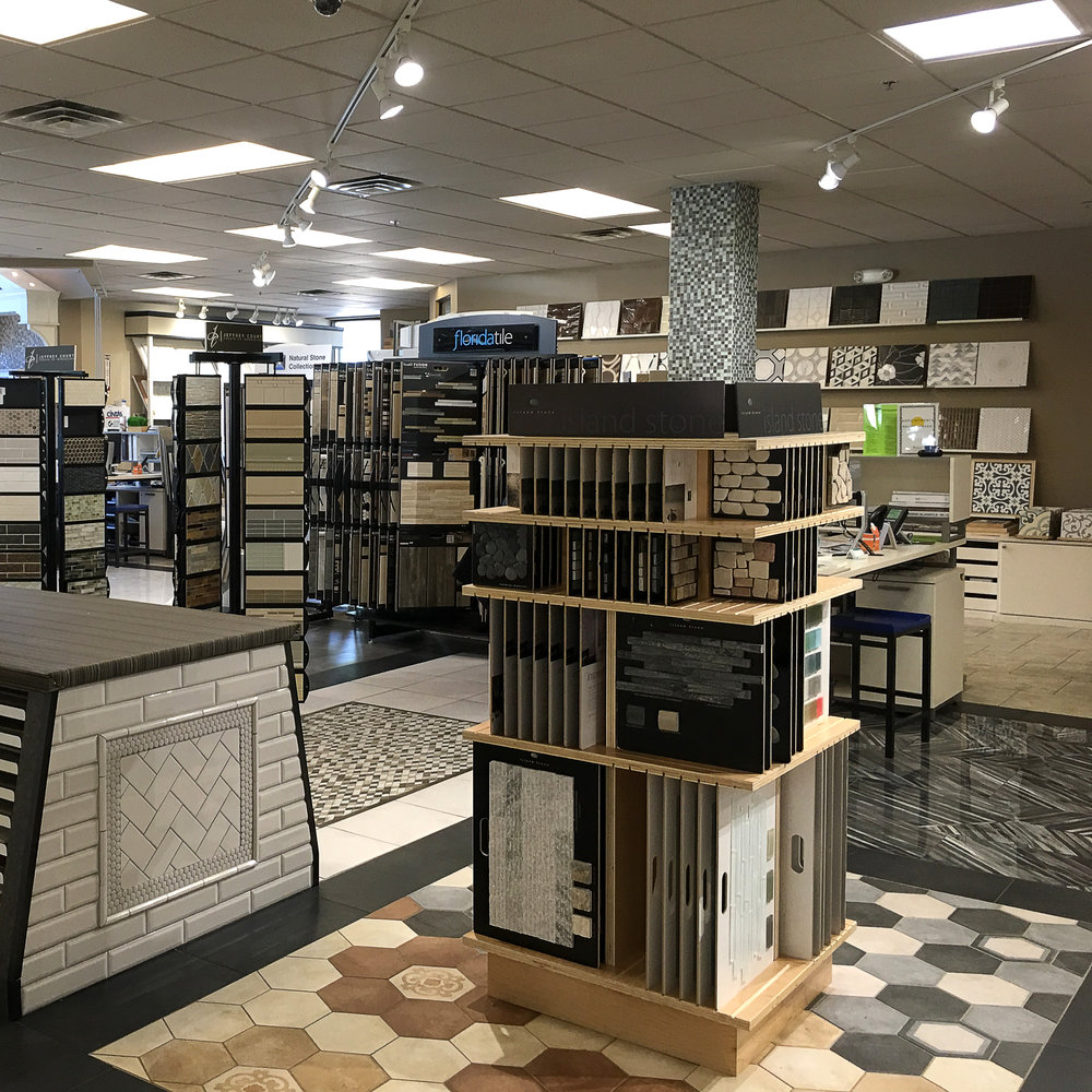 Louisville Kentucky Tile Showroom