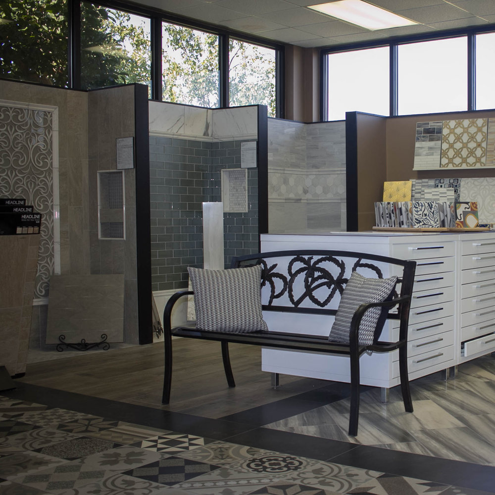 Lexington Kentucky Tile Showroom