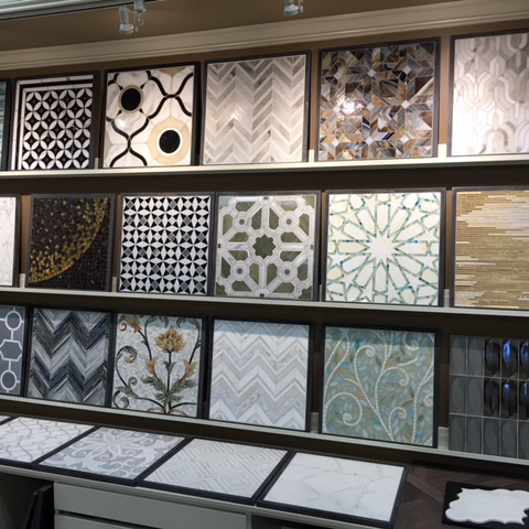 Nashville, Tennessee Tile Showroom