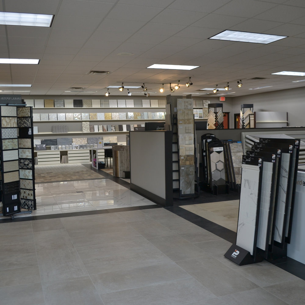 Chattanooga,  Tennessee Tile Showroom