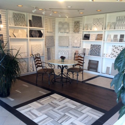 Cincinnati,    Ohio Tile Showroom