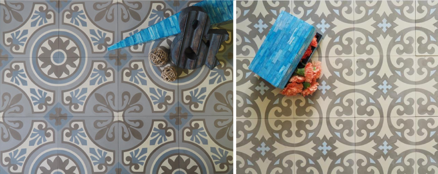 Cement tile continues to grow in popularity because of it's unique look and vibrant colors. They also come with their own set of installation and maintenance challenges.