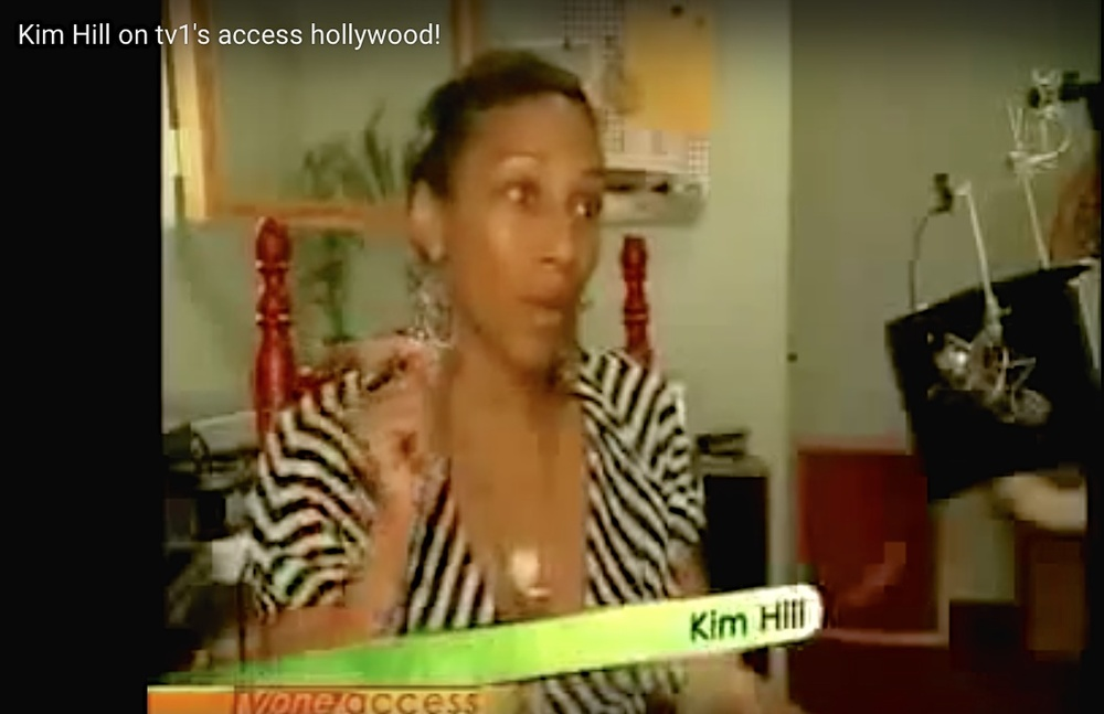 Watch  Kim Hill on Access Hollywood on life after BEP    here  .