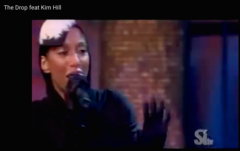 Watch Kim Performing  Right Now  on The Drop  here :