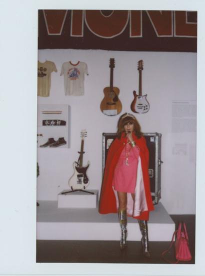 Linda Ramone Talks Fashion And Celebrating The Ramones' 40th Anniversary