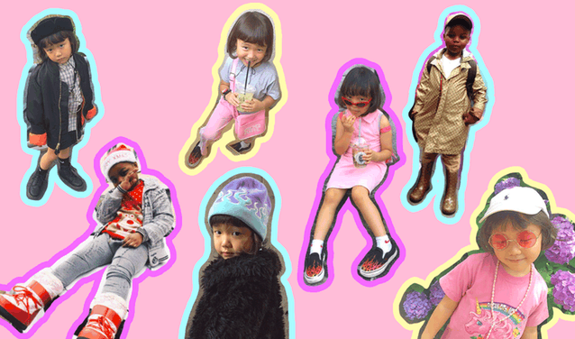 Street Style Stars Are Getting Upstaged By These Two 6-Year-Olds