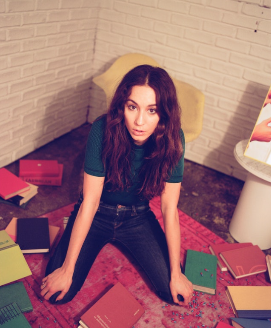 Styled Troian Bellisario for  NYLON .