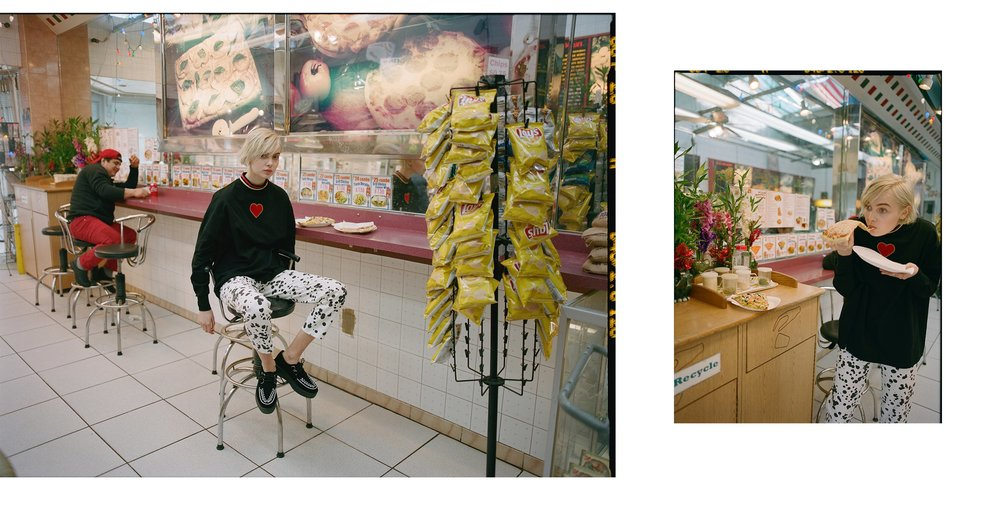 Styled the Lazy Oaf Spring 2018 Campaign