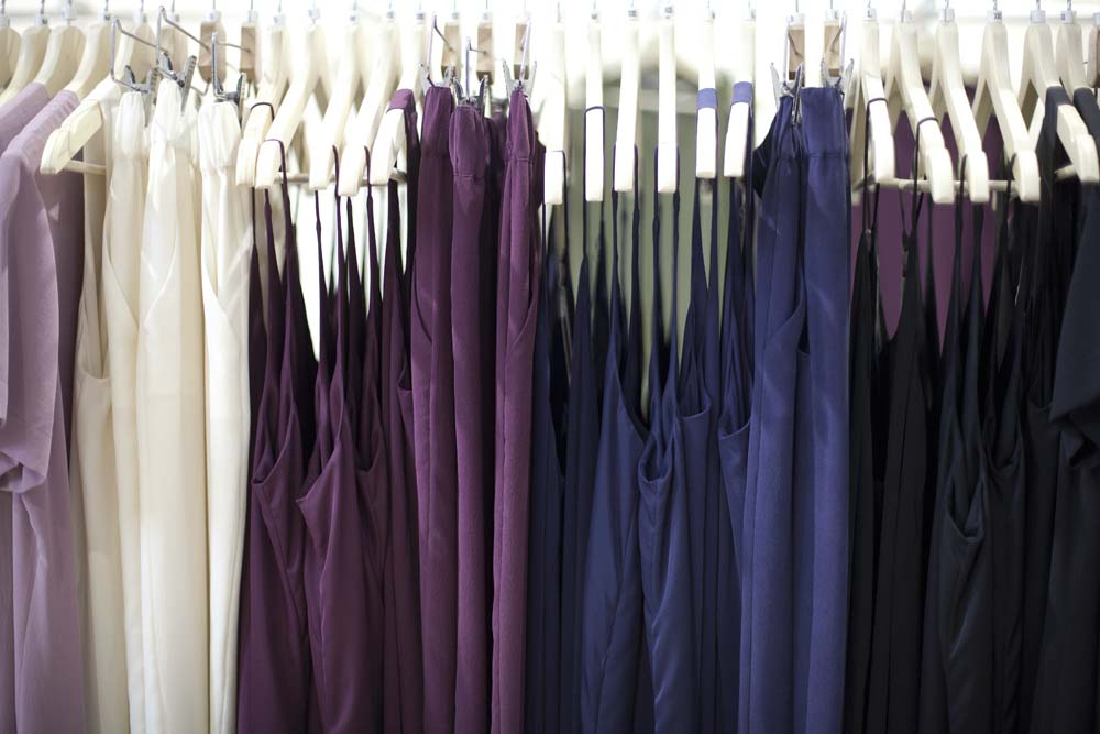 Silk basics in lots of different colors.