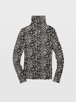 Julie Leopard Turtleneck  HK$890