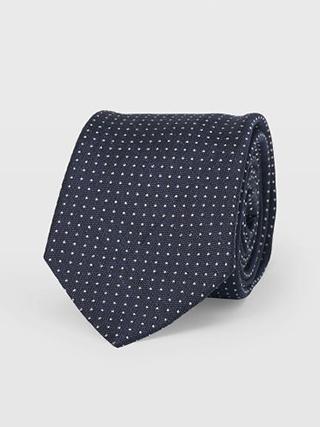 Navy Micro Dot Tie  HK$990