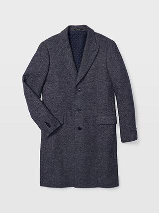 Texture Twill Topcoat  HK$5990