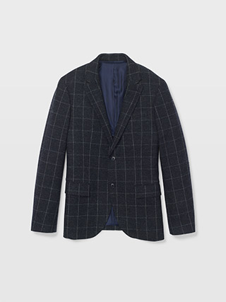 Grant Windowpane Blazer  HK$4990